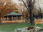 The Band Shell at Victoria Park